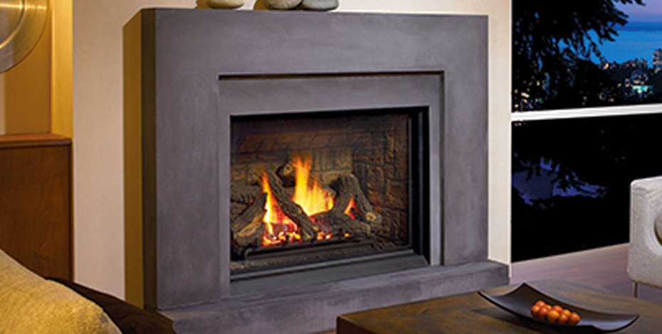 B36xtce Medium Gas Fireplace Four Seasons Air Control