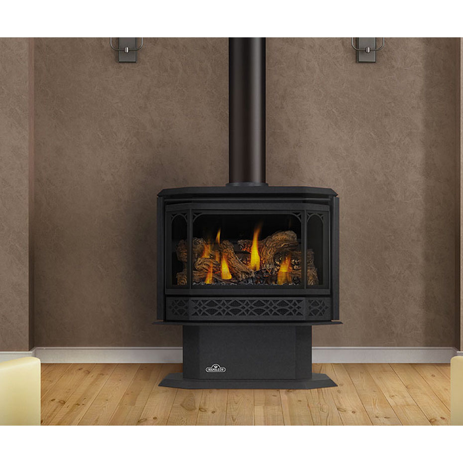 Gds50 Direct Vent Gas Stove Four Seasons Air Control