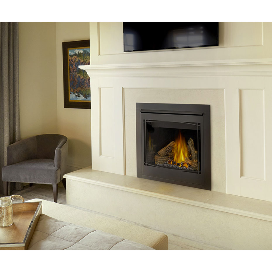 GX36 Direct Vent Gas Fireplace Four Seasons Air Control