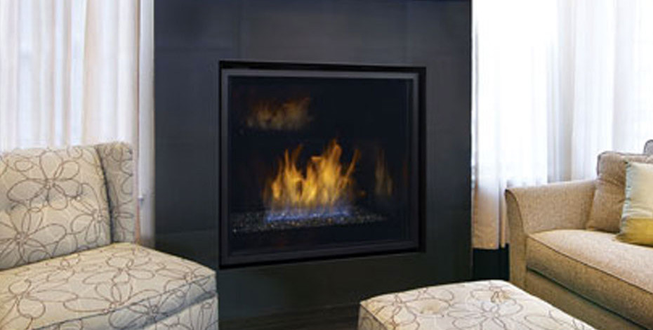 hz965e large gas fireplace four seasons air