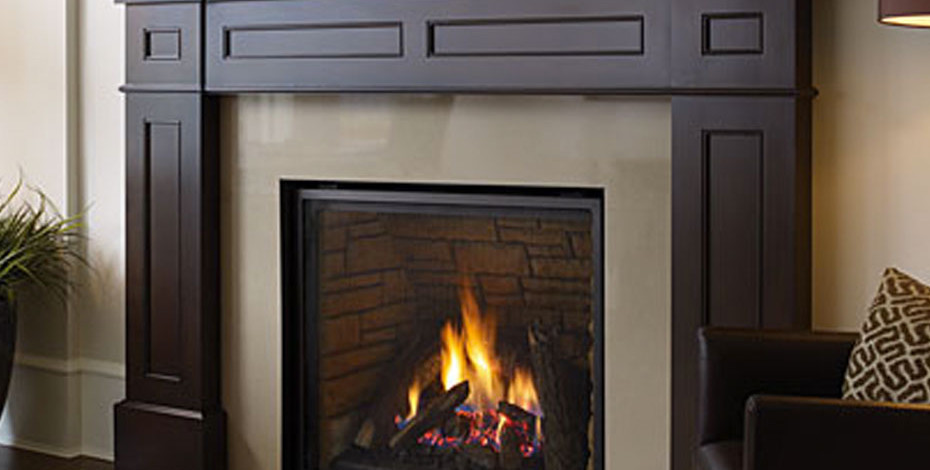 l965e large gas fireplace four seasons air