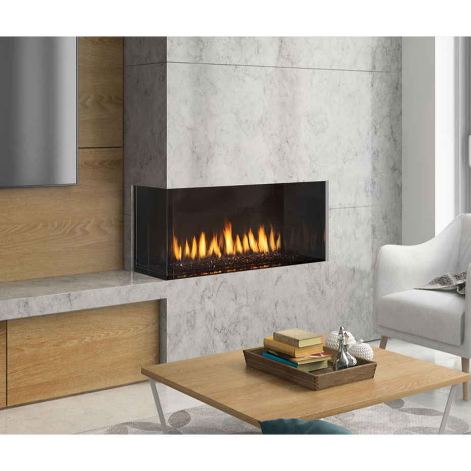 Cc40le Chicago Corner Gas Fireplace Four Seasons Air